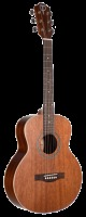 Teton Solid Mahogany Top Range Model Mini Jumbo Guitar (STR103NTOP)