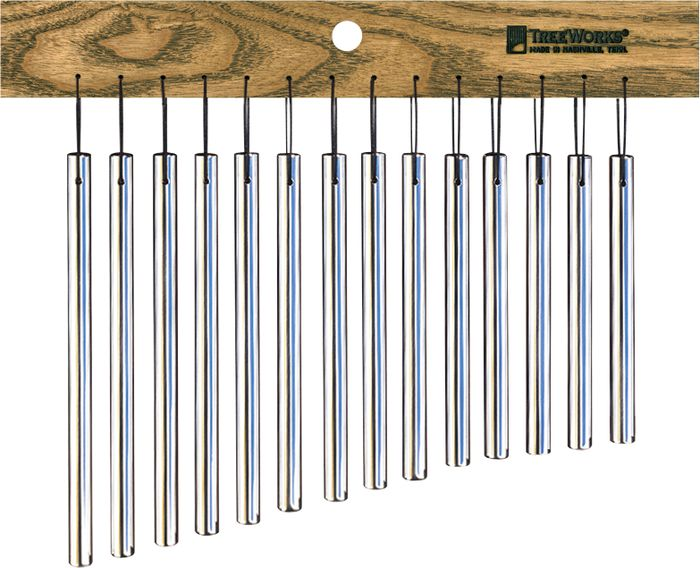 TreeWorks Classic Small Student 14 Bar Windchime (TRE417)