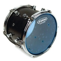 "Evans 12"" Hydraulic Blue Snare/Tom/Timbale Drum Head (TT12HB)"