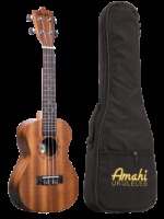 Amahi Tenor Mahogany Ukulele w/ Deluxe Bag (UK210T)