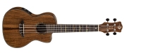 Luna High Tide Concert Acoustic / Electric Ukulele - Koa (UKEHTCKOA)