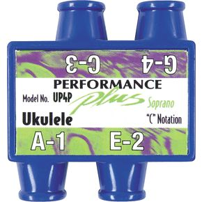 Ukulele Pitch Pipe (UP4P)