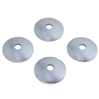 Standard Curved Metal Cymbal Washers 4 Pack (UPCMW4)