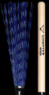 Vater Wood Handle Monster Brush (VBMW)