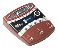 DigiTech Vocalist Live Harmony Vocal Effects Processor Pedal (VLHM)