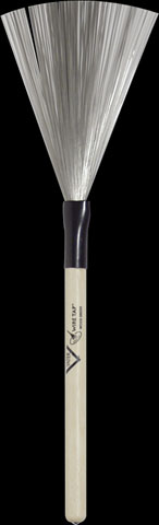 Vater Wire Tap Wood Handle Brushes (VWTW)