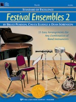 Standard of Excellence: Festival Ensembles Book 2 (W29)
