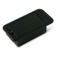 WD 9 Volt Battery Box - Shallow (WDBBS1)