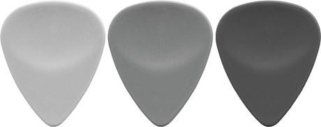 Wedgie Rubbers 5.0mm Pick 3 Pack (WRPP50)