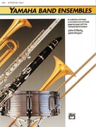 Yamaha Band Ensembles Book 2 (YBE2)