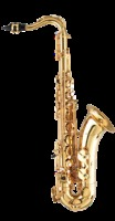 Zonda Student Tenor Saxophone Outfit, Honey Gold Lacquer (ZTS101)